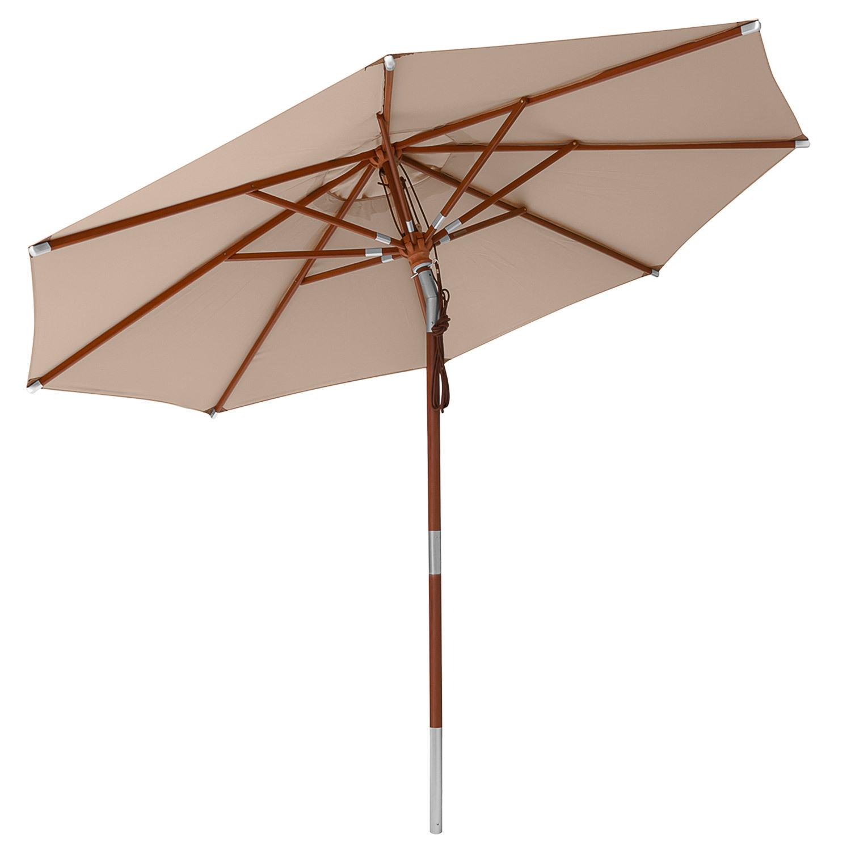 anndora Schirm Schutz Hülle Husse Sonnenschirmschutz L=150cm für bis 2,5m rund