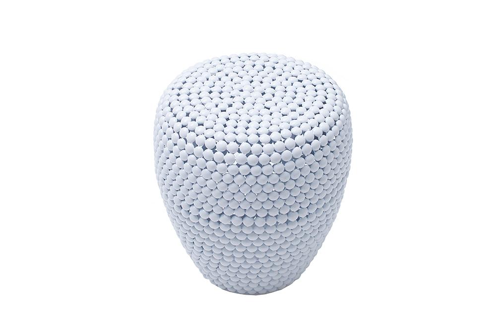 beistelltisch pearls 50 cm couchtisch ethno hocker. Black Bedroom Furniture Sets. Home Design Ideas