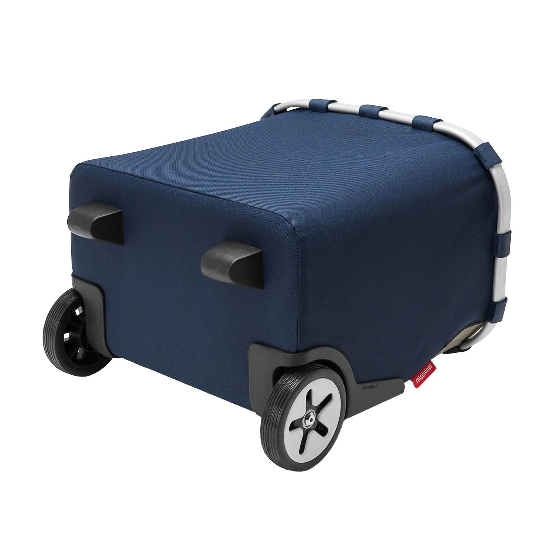 Klein- & Hängeaufbewahrung Cruiser Trolley Einkaufskorb Stadttrolley Carrycruiser Dark Blue 40 Liter Fein Verarbeitet