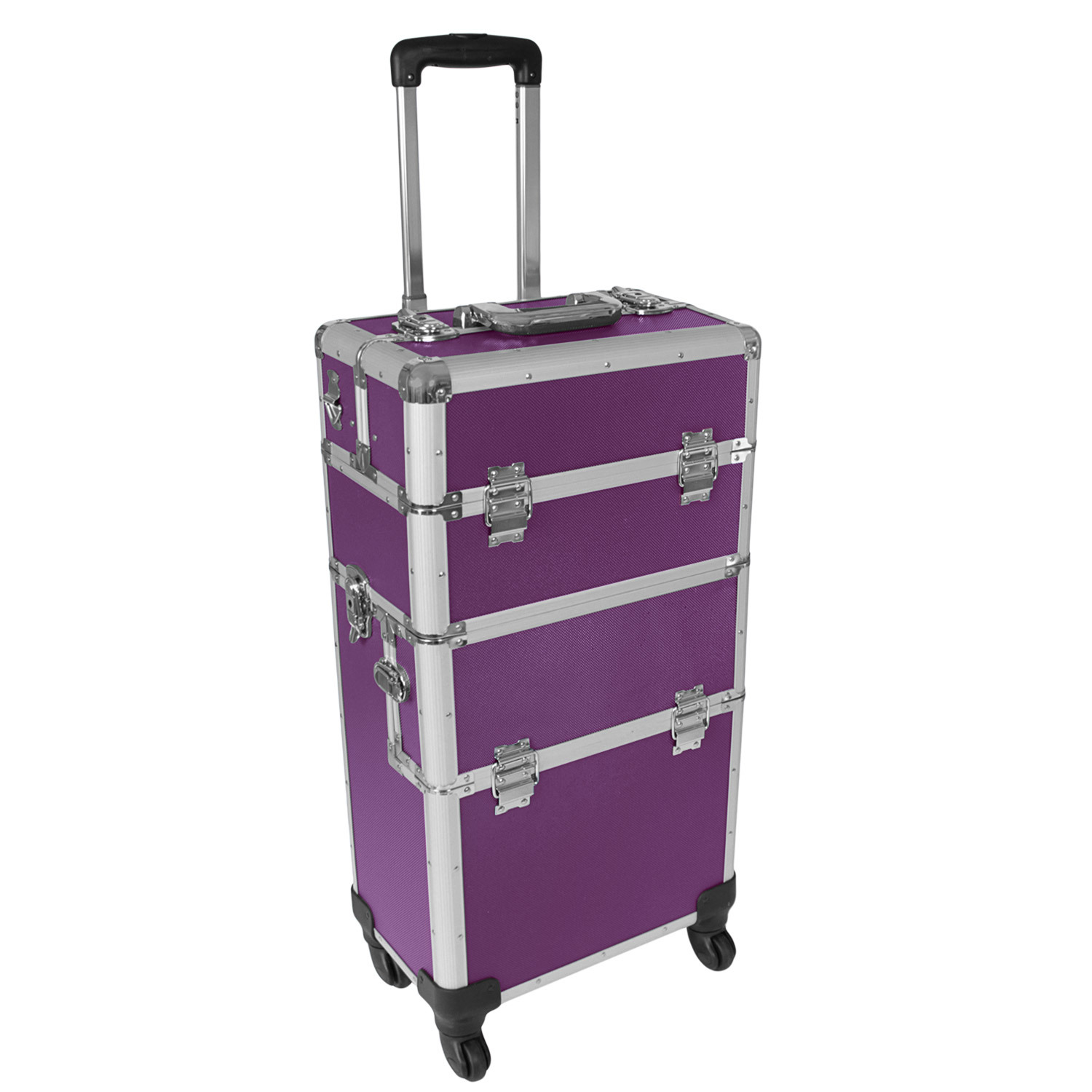 make up werkzeug visagisten koffer trolley pilotenkoffer friseurkoffer farbwahl ebay. Black Bedroom Furniture Sets. Home Design Ideas