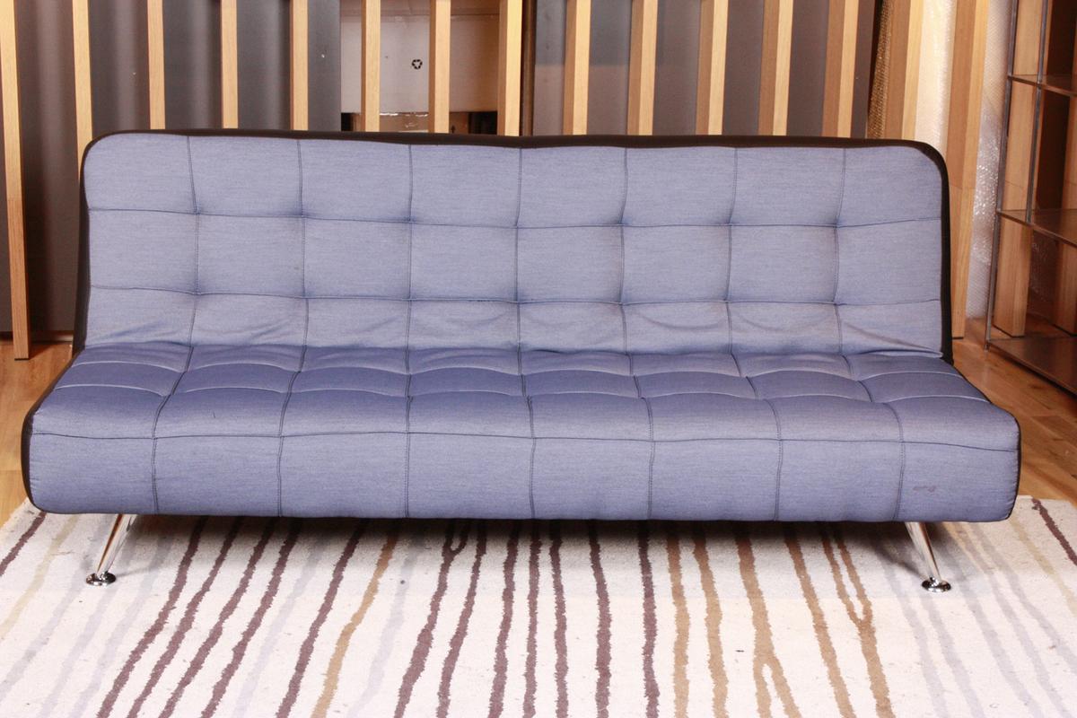 Kawola schlafsofa relax marlene stoff kunstleder denim for Schlafsofa 400 euro