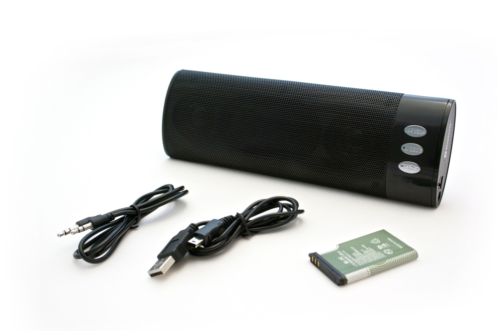 bluetooth lautsprecher freisprecheinrichtung speaker smartphone mac iphone aux ebay. Black Bedroom Furniture Sets. Home Design Ideas
