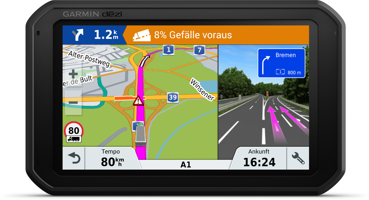 garmin dezlcam 785 lmt d eu lkw navigationsger t mit. Black Bedroom Furniture Sets. Home Design Ideas