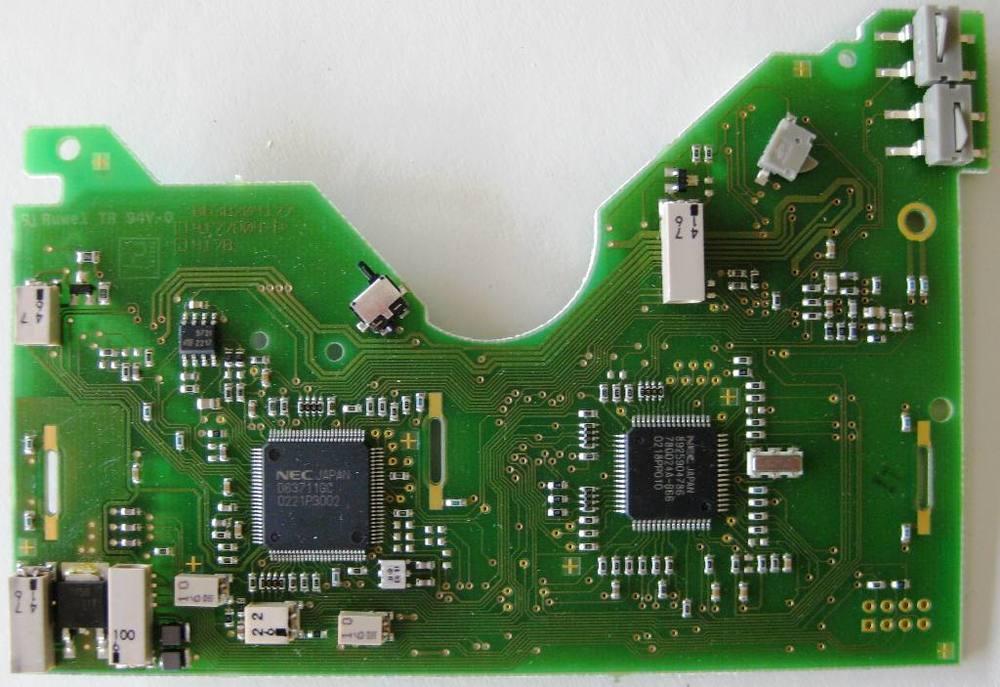 BLAUPUNKT AUTORADIO électronique pièce de rechange 8638204611 sparepart