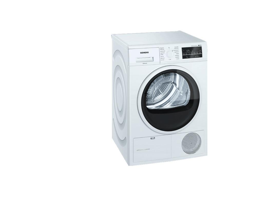 siemens wt45w4b2 trockner 8 0 kg a ebay. Black Bedroom Furniture Sets. Home Design Ideas