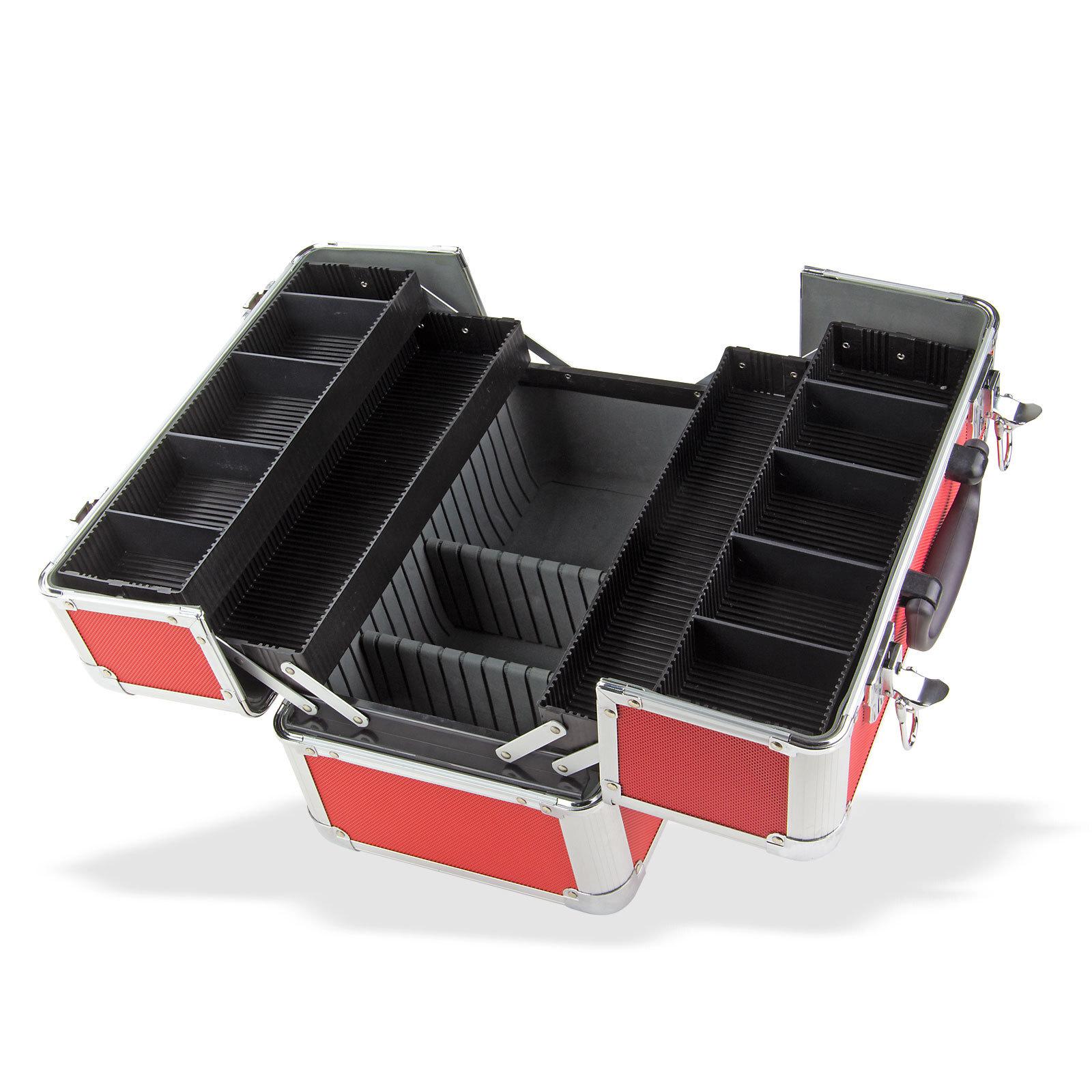 Alukoffer Multi Allzweckkoffer Transportkoffer Werkzeugkoffer Vielzweckkoffer