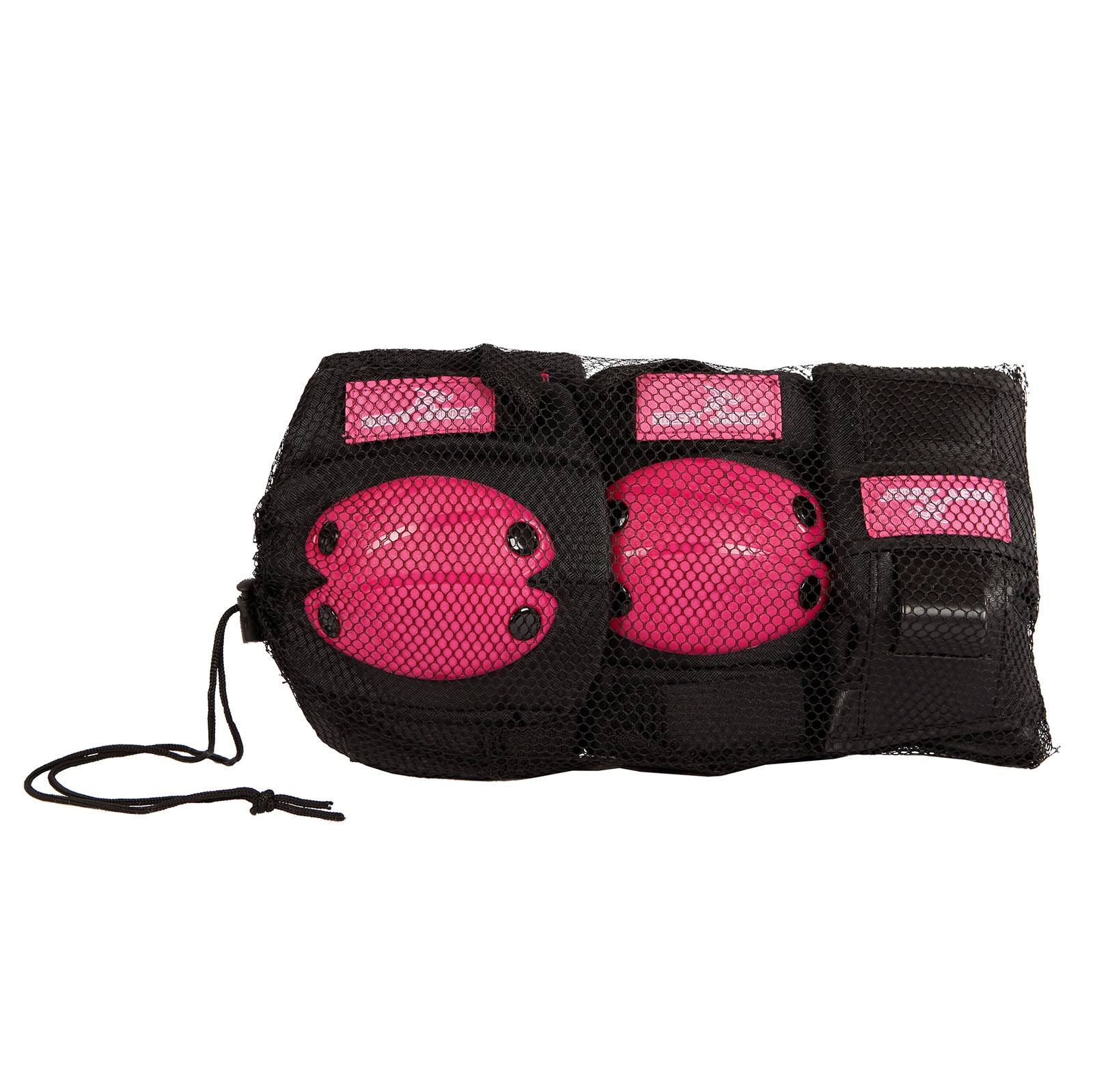 inlineskates inline skates inliner rosa grau gr 35 38. Black Bedroom Furniture Sets. Home Design Ideas