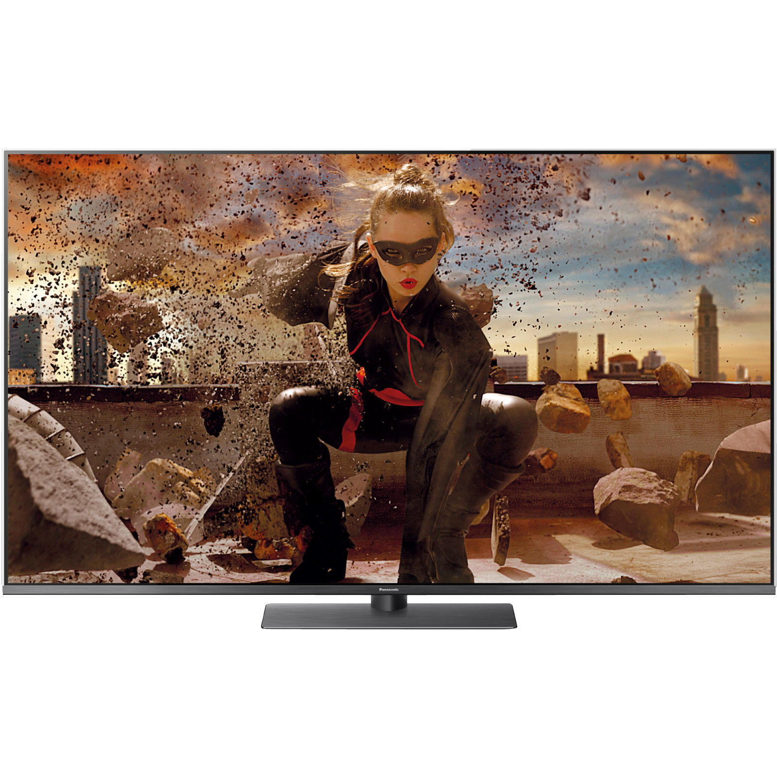 panasonic tx 65 fxw 784 led tv 65 zoll uhd 4k smart tv twin tuner wlan ebay. Black Bedroom Furniture Sets. Home Design Ideas