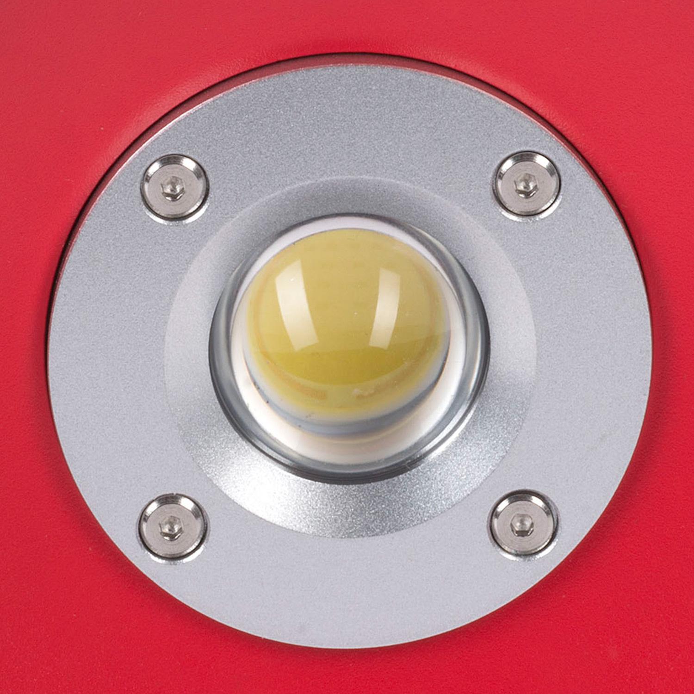 led strahler fluter flutlicht lampe hartglas arbeitsleuchte strahler oder stativ ebay. Black Bedroom Furniture Sets. Home Design Ideas