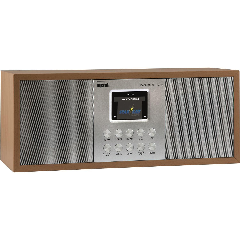 imperial dabman i 30 22 133 00 radio internet dab dab ukw. Black Bedroom Furniture Sets. Home Design Ideas