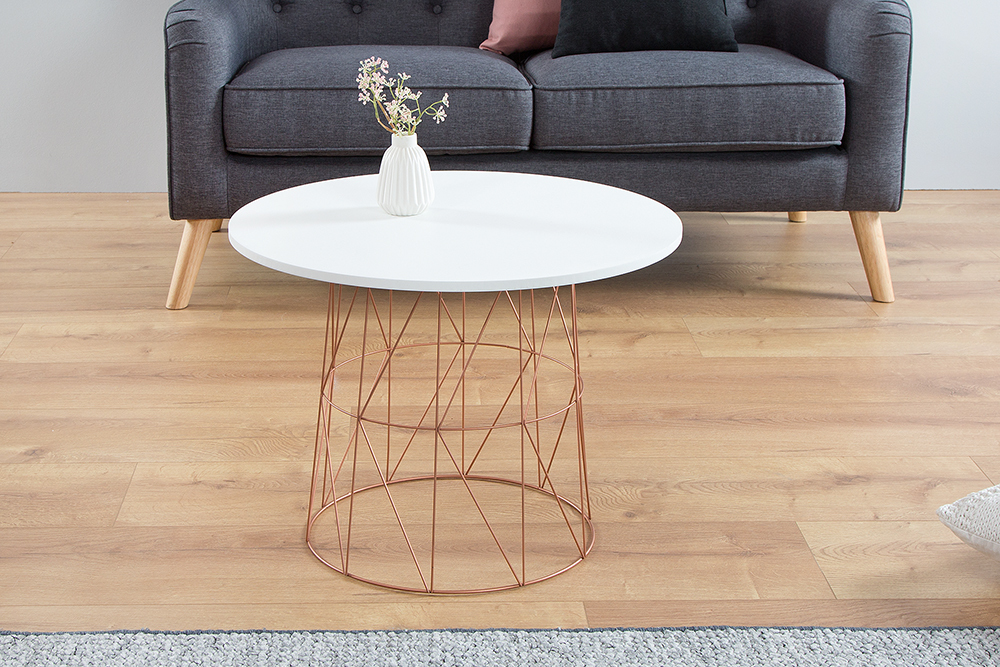 moderner couchtisch beistelltisch wire tea table farbwahl. Black Bedroom Furniture Sets. Home Design Ideas