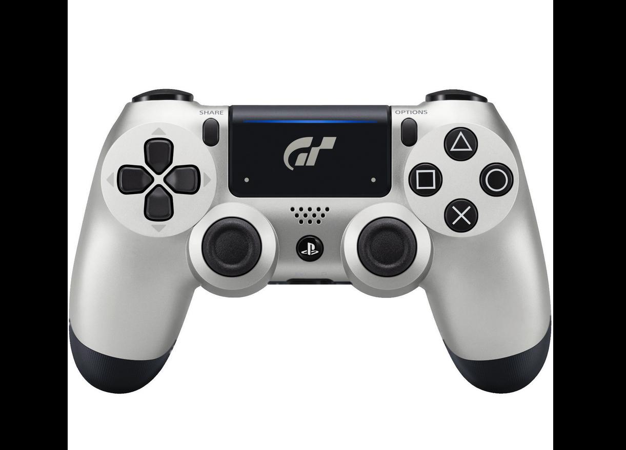 Sony DualShock 4 Conntroller - Limited GranTurismo Sport Edition grau NEU & OVP | eBay