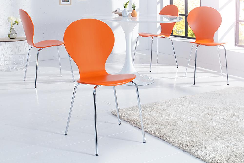 design klassiker stapelstuhl st hle stuhl stapelbar farbwahl ebay. Black Bedroom Furniture Sets. Home Design Ideas