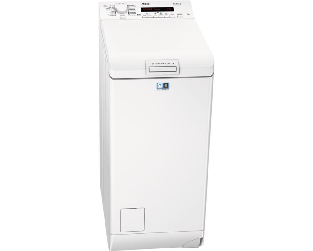 Aeg l72370t 7 kg waschmaschine toplader 1300 u min. eek a weiß ebay