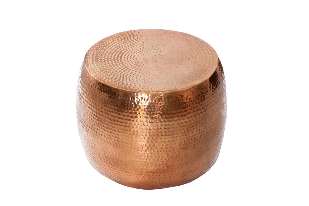 Beistelltisch orient 60cm hochwertige aluminium metall for Beistelltisch orient