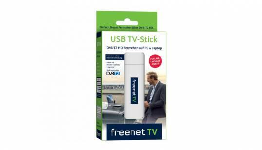 freenet tv dvb t2 usb stick f r pc und laptop notebook ebay. Black Bedroom Furniture Sets. Home Design Ideas