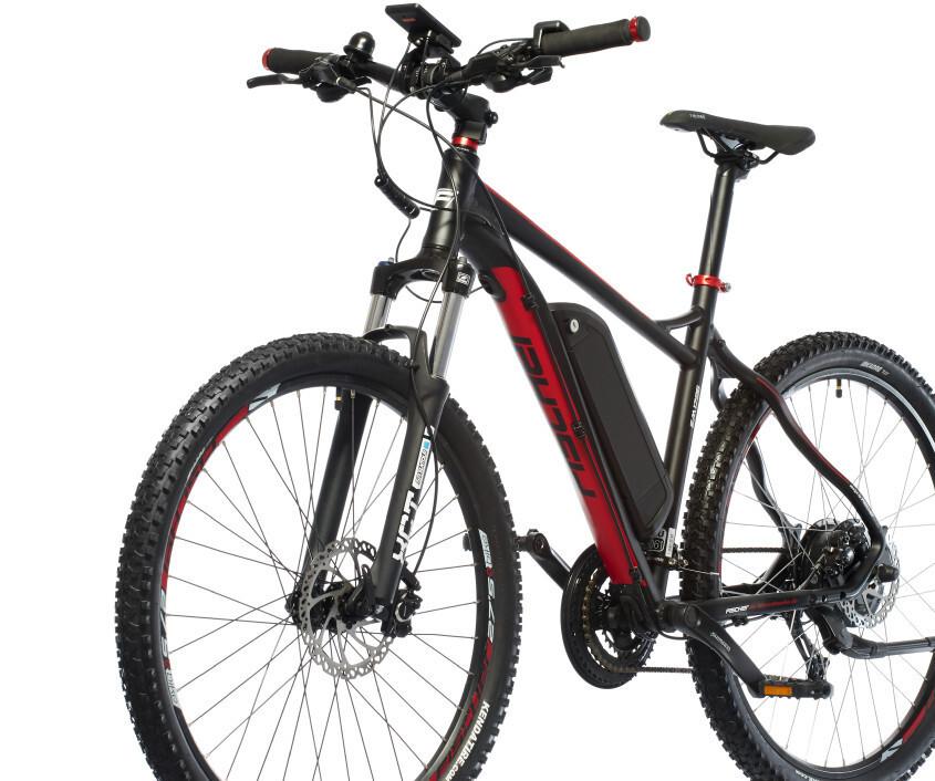 fischer em 1726 r1 mountainbike 27 5 zoll 48cm e bike. Black Bedroom Furniture Sets. Home Design Ideas