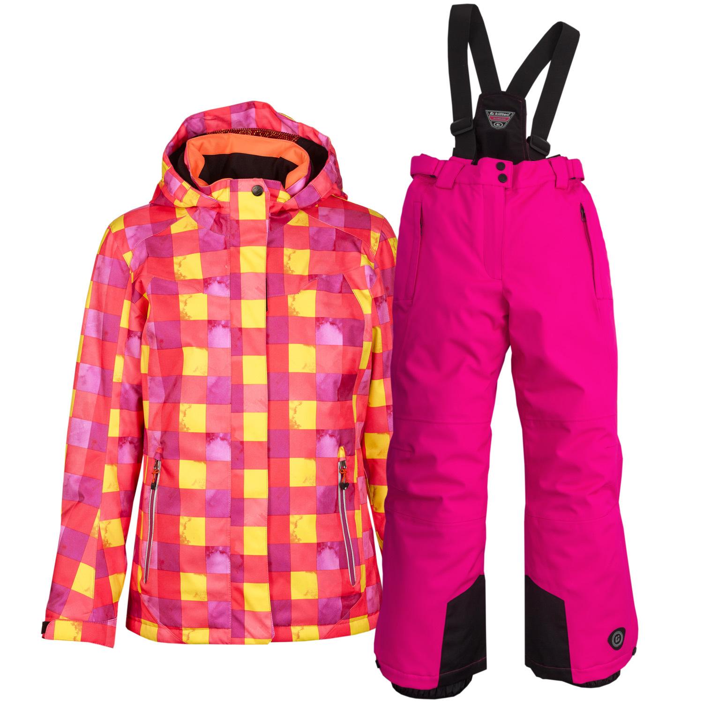 quality design 07541 307ac Killtec kids skisuite girls boys 2 pieces size 152 set ...