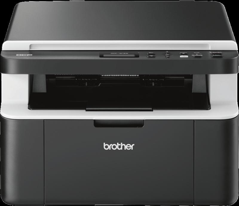 brother dcp 1612w multifunktionsdrucker laser schwarz. Black Bedroom Furniture Sets. Home Design Ideas