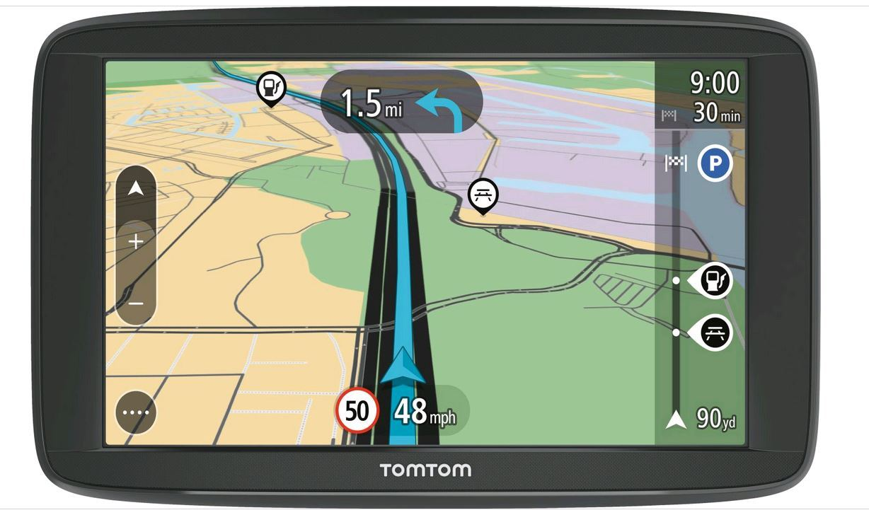 tomtom start 62 europe traffic navigationsger t 6 zoll 8gb. Black Bedroom Furniture Sets. Home Design Ideas