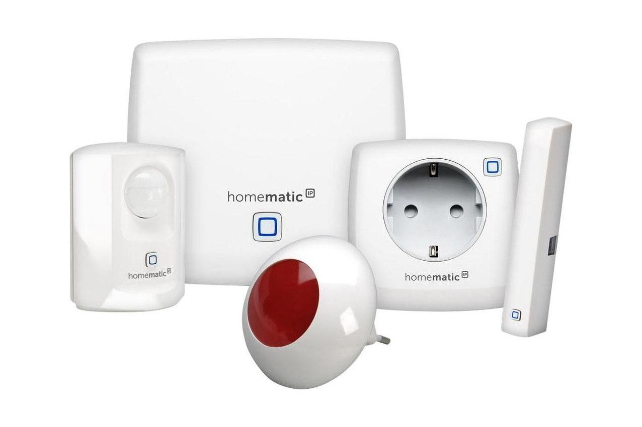 homematic ip starter set sicherheit plus alarmanlage smart home