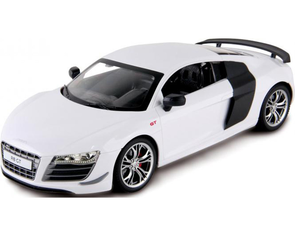 siva audi r8 gt weiss ferngesteuertes auto spielzeug neu. Black Bedroom Furniture Sets. Home Design Ideas