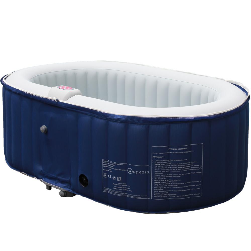 Ospazia aqua spa whirlpool jacuzzi badewanne indoor - Whirlpool temperatur sommer ...