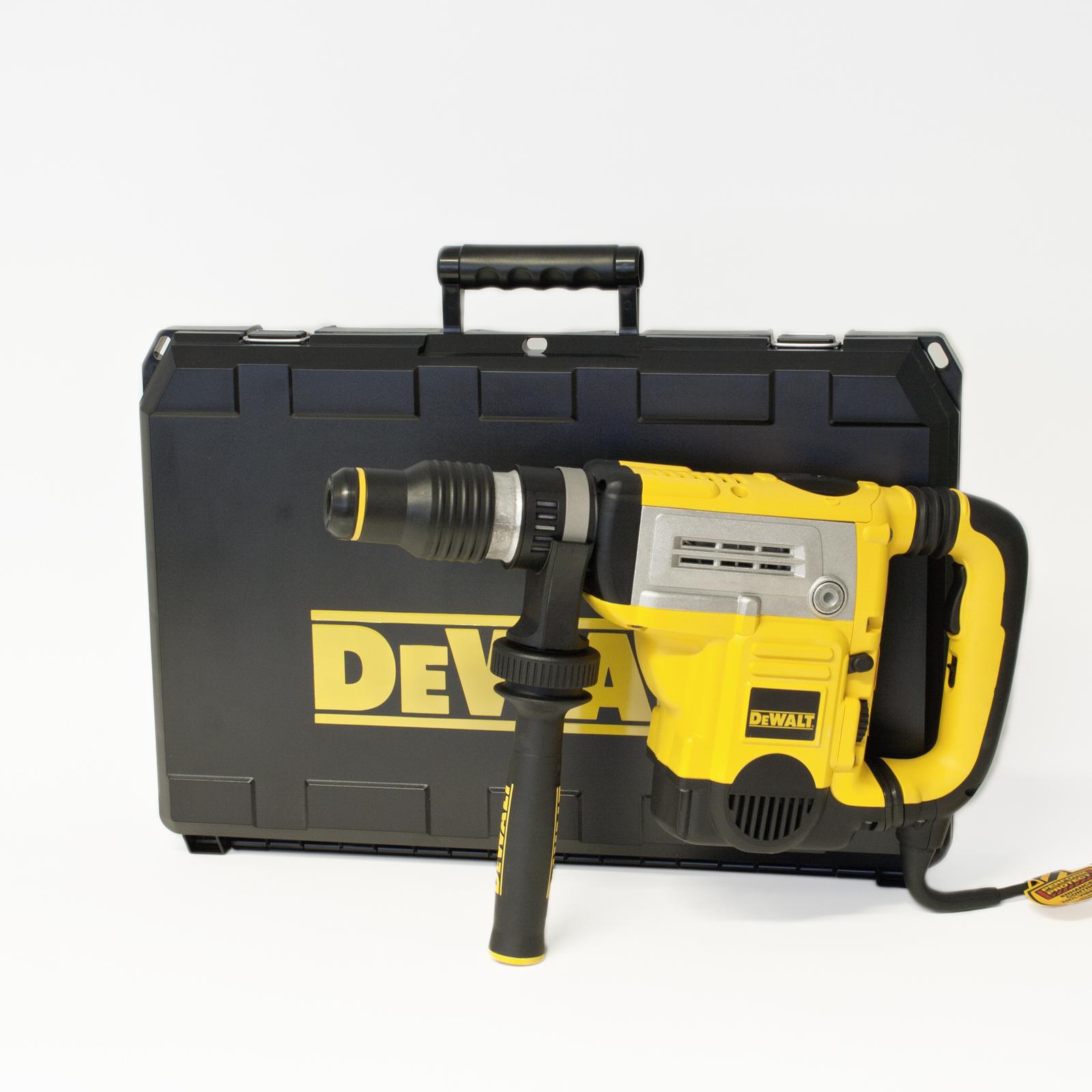 Dewalt Kombihammer D25602K SDS Max Bohrhammer ...