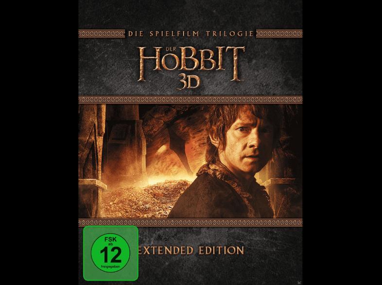 Hobbit Trilogie 3d
