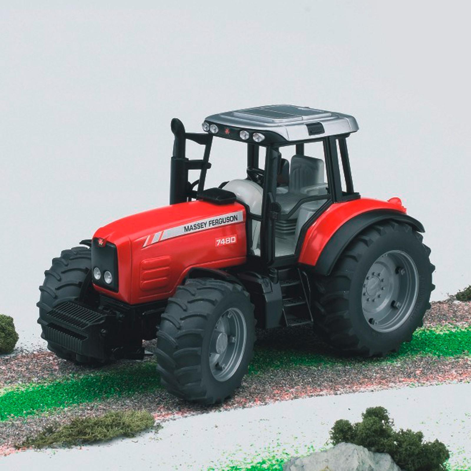 Bruder kinder spielzeug traktor schlepper massey ferguson