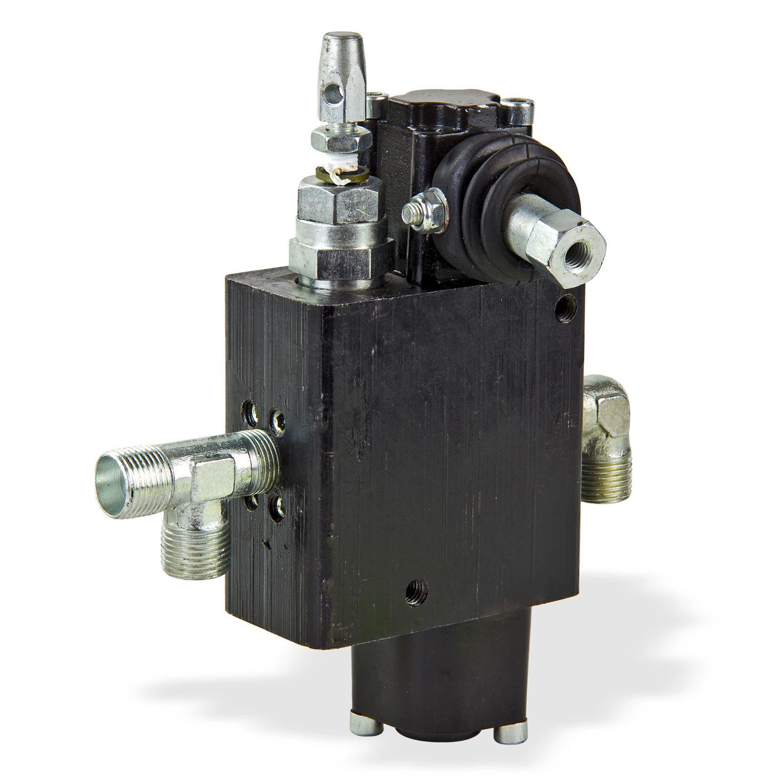 Hydraulikventil Ersatzteil für Güde Holzspalter 6 Tonnen Basic 6T//W Art 02020