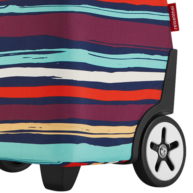 Einkaufsroller Körbe Cruiser Trolley Einkaufskorb Stadttrolley Carrycruiser Dark Blue 40 Liter Fein Verarbeitet