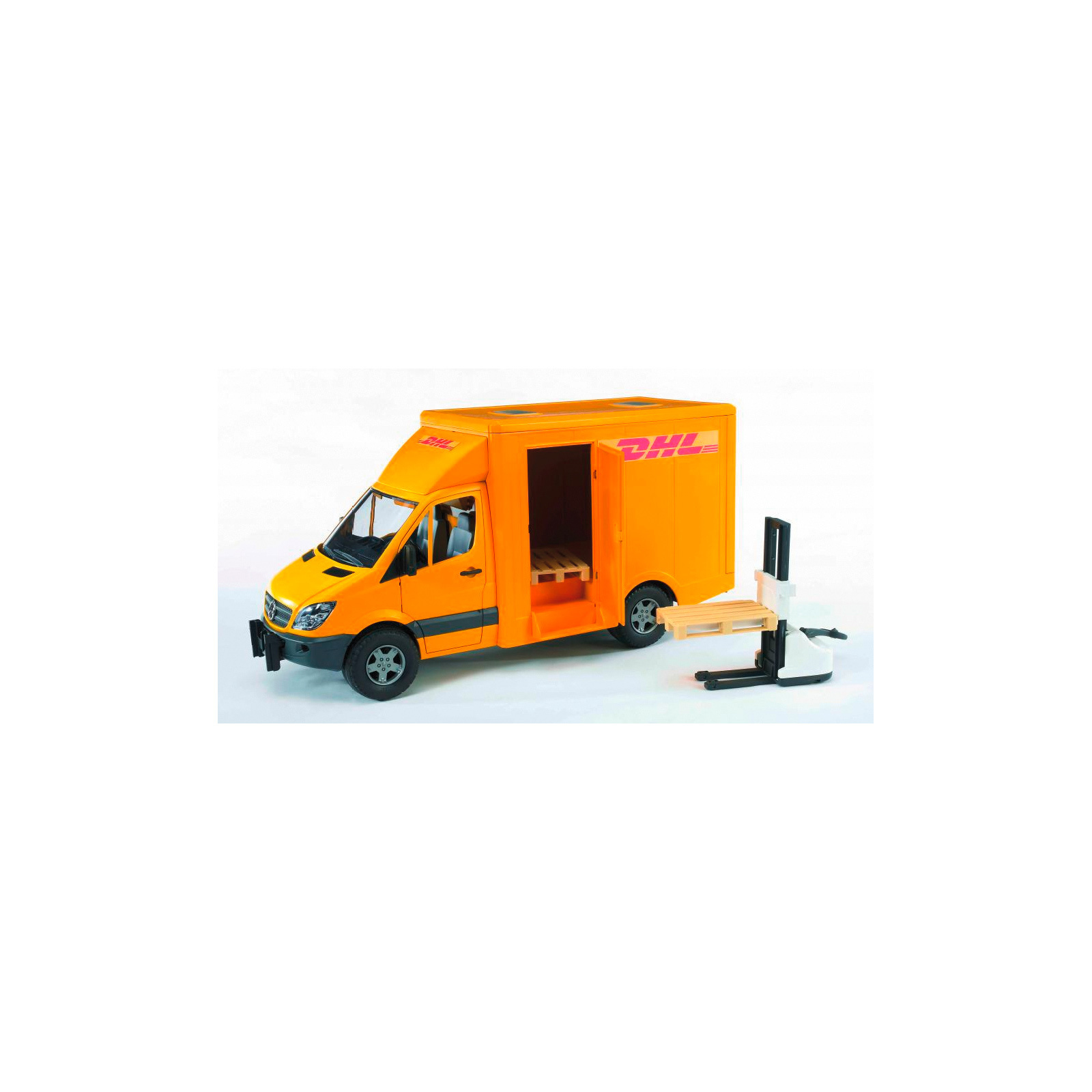 Bruder Spielzeug Mercedes Sprinter Bus Dhl Post Postauto
