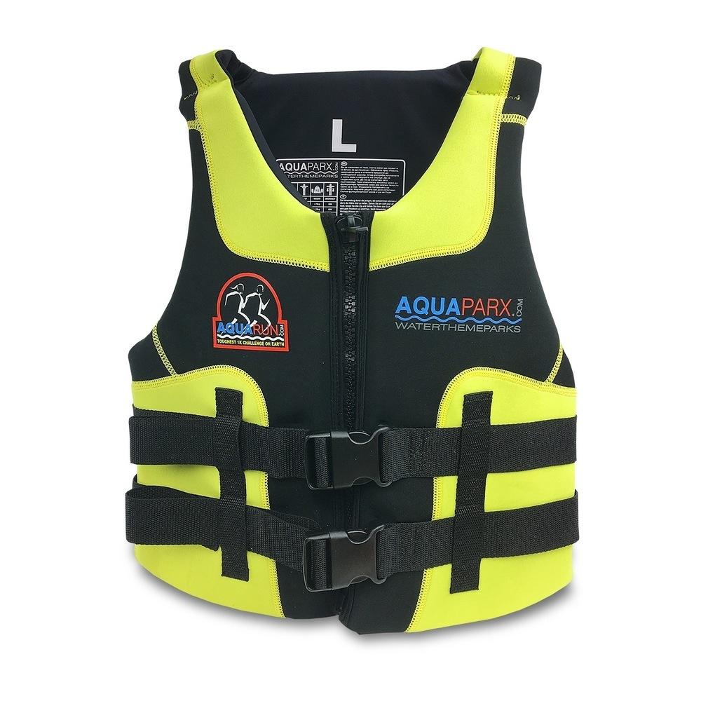 AQUAPARX-SUP-Schwimmweste-Aqua-35-50N-Kinder-Erwachsene-Boot-Kanu